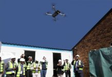 South Africa's Guateng resorts to drones to tackle project delays