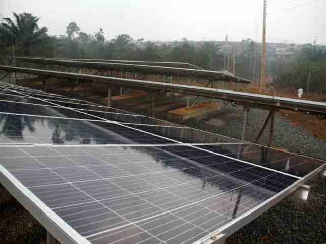 Global energy firm ENGIE eyesoff-grid energy provision in Africa