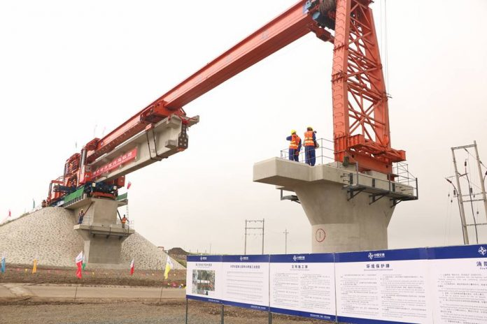 Kenya SGR heads to Naivasha as track laying begins