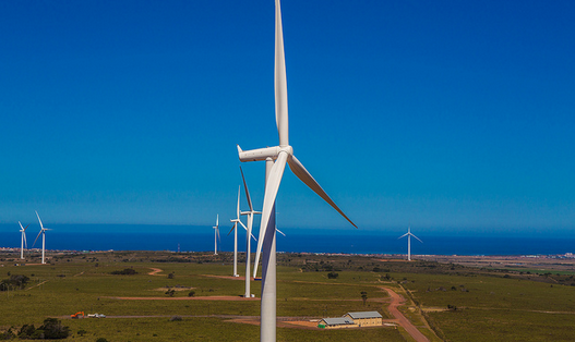 Mainstream to finance two major wind farms in South Africa