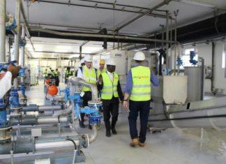 Uganda's Bugolobi-Nakivubo waste water treatment plant nears completion
