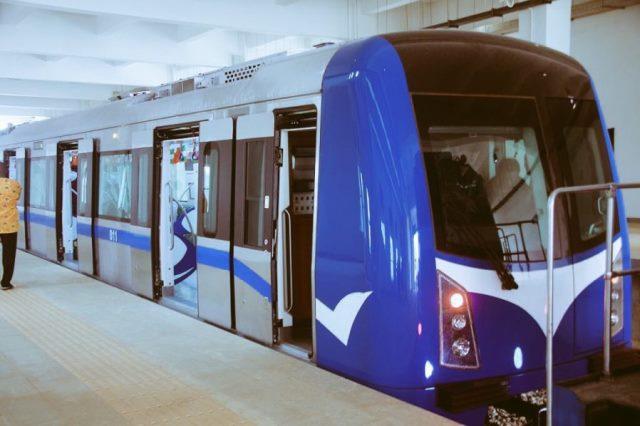 Nigeria unveils Abuja light rail transportation system
