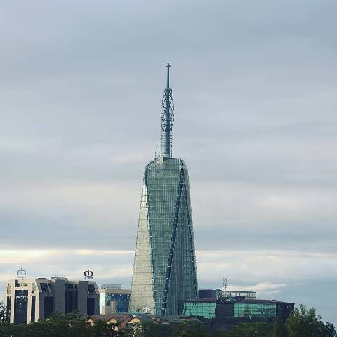 Britam Tower now accepting tenants