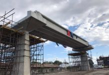 Construction work on Tanzania SGR in top gear