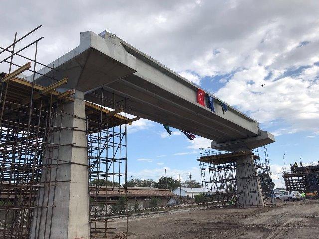 Construction work on Tanzania SGR in top gear