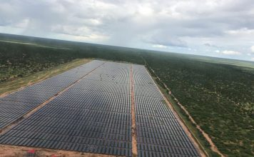 East Africa's largest solar plant gears up for commissioning