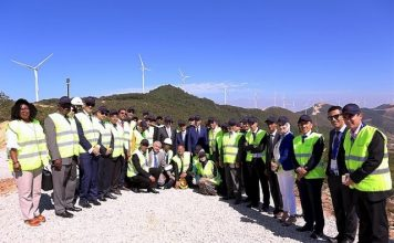 Moroccan cement makers bank on Khalladi wind farm to thrive