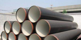 3PE Anti-corrosion Steel Pipe Has High Quality Anti-corrosion Ability