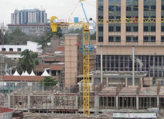 Booming construction in Nairobi requires a focus on supporting infrastructure