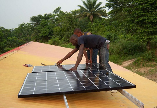 Innovation: Africa enters a global partnership with Bayport Management Ltd to bring solar and water solutions to Tanzania