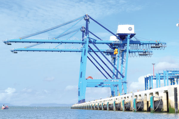 New container terminal boosts cargo growth at Mombasa port