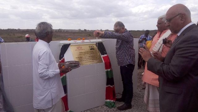 Steel plant project in Kwale creates employment for 1500 people