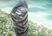 Kenya's coastal town to shine with 61 storey building Palm Exotjca