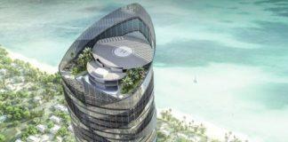 Kenya's coastal town to shine with 61 storey building Palm Exotjca