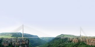 South Africa plans mega bridge construction