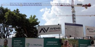 Construction firm Aveng sells rail business R133 million