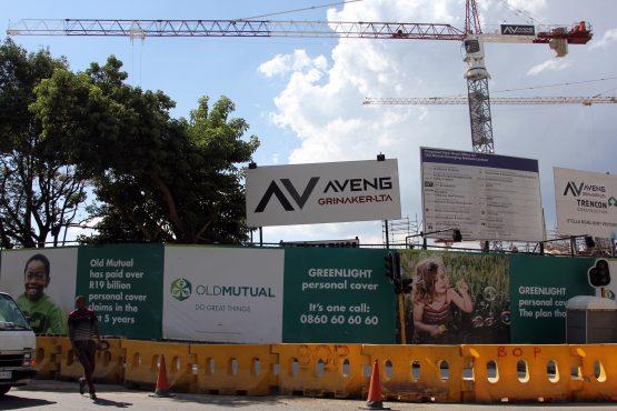 Construction firm Aveng sells rail business R133 million