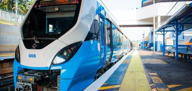 South Africa revitalizes train manufacturing with huge Benoni plant