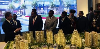 Abu Dhabi real estate firm Eagle Hills ventures into Ethiopia