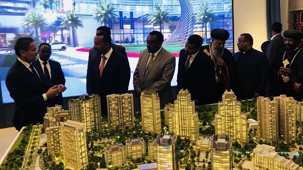 Abu Dhabi real estate firm Eagle Hills ventures into Ethiopia
