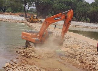 AfDB boosts construction of Kenya's Thwake dam