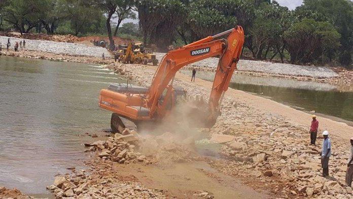AfDB boosts construction of Kenya's Thwake dam