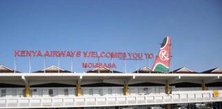 Kenya's Moi International Airport goes solar