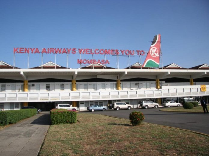 Kenya's Moi International Airport goes solar