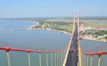 Longest suspension bridge in Africa opens, and it looks tremendous