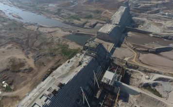 Africa's largest hydro-electric dam to start producing power in 2020