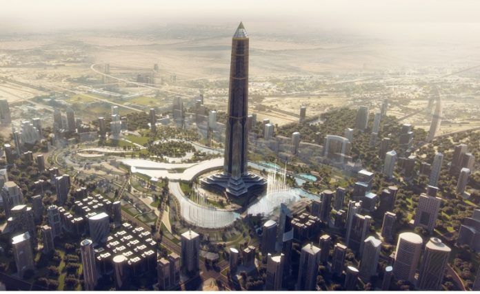 Could this be the tallest building in Africa?