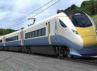 Egypt signs deal for first electric train