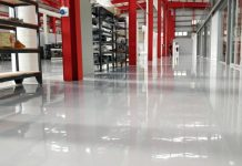 Flooring for Printing Industry