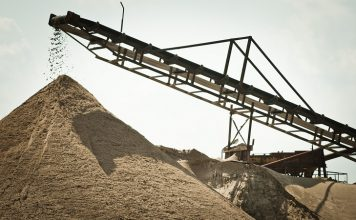 Global sand shortage to affect construction projects-report
