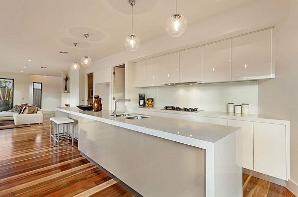 A functional, aesthetically pleasing kitchen will draw family and