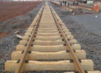 Tanzanian official says work on Dar-Moro SGR in top gear
