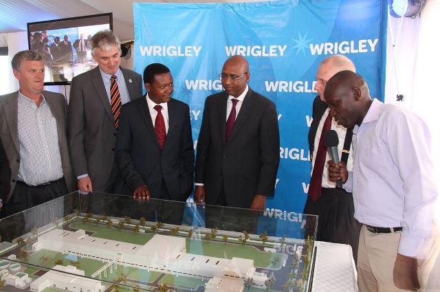 Wrigley Kenya plant gets global green certification