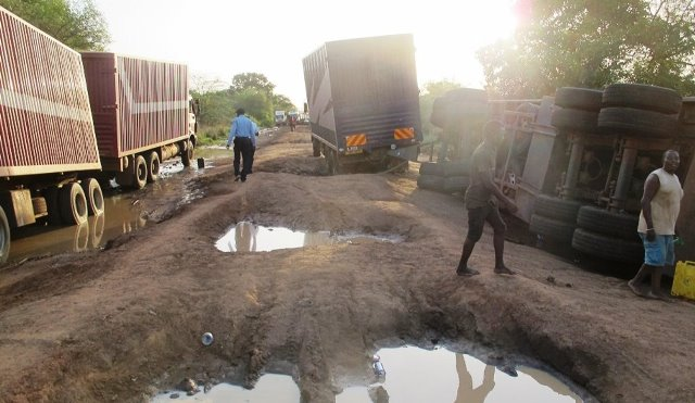Africa road infrastructure network still wanting experts say