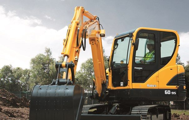 HPE Africa takes a look at the efficiency of mini excavators