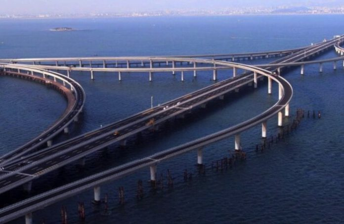 Here are 10 longest bridges in the world