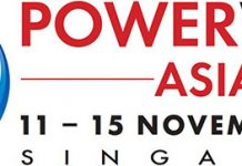 Power Week Asia:11 - 15 November 2019, Singapore