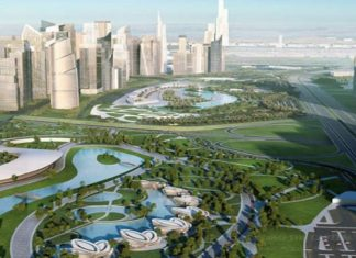 Egypt mulls huge business park in New Administrative Capital