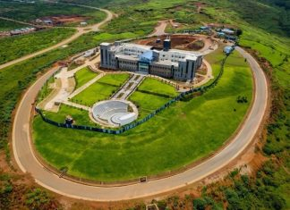 Rwanda plans construction of US$5 billion green city
