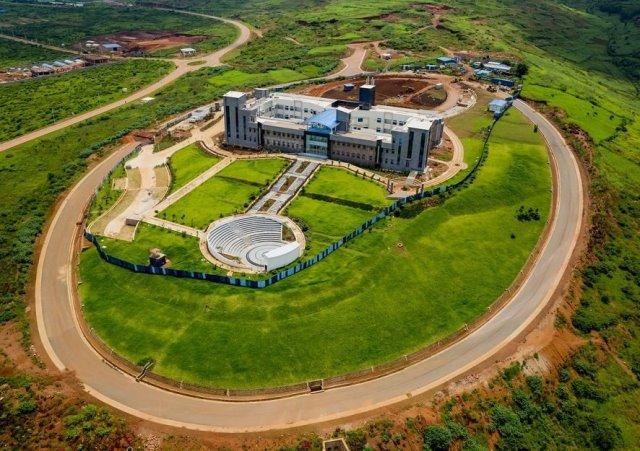 Rwanda plans construction of US$5 billion green city