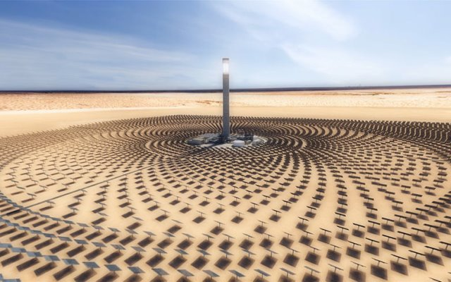 French firm wins tender to build Morocco's Noor Midelt solar plant