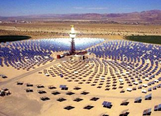 Renewable Energy Now Accounts for a Third of Global Power Capacity