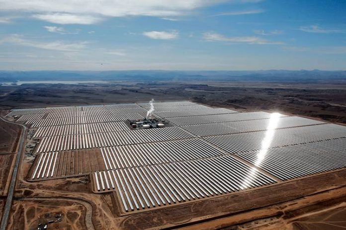 Renewable energy growth stalls for the first time in 17 years