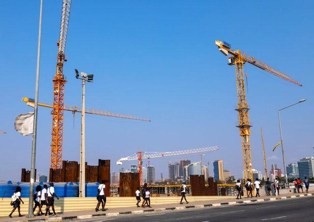 Sub-Saharan Africa construction sector to grow, despite concerns