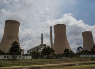 Environmentalists sue South Africa over air pollution