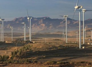 Africa's Largest wind farm launched in Kenya